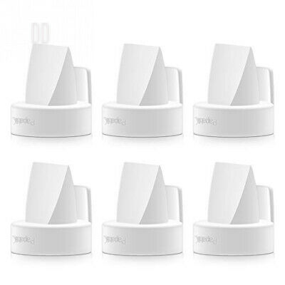[6-Count] Papablic Duckbill Valves for Spectra and Medela, Replacement...
