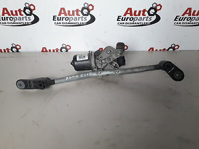 Renault Clio 2006-2009 Wiper Linkage With Motor 54523911