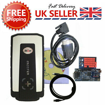 FOR WOW SNOOPER V5 008 R2 Software Diagnostic for Cars and Trucks -  BLUETOOTH