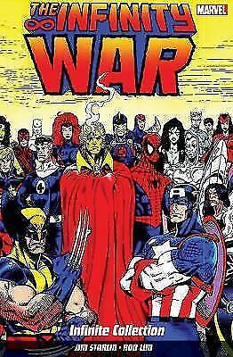Infinity War: Infinite Collection by Jim Starlin (Paperback, 2017)