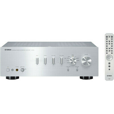 a-S701S YAMAHA 100W Rms 2Ch Stereo Amplifier Silver