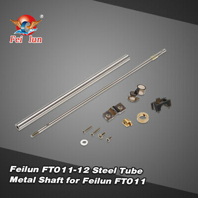 Feilun FT012-12 Steel Tube Unit Metal Shaft Boat Spare Part  for FT012 RC KitPA