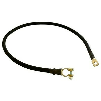 POSITIVE BATTERY LEAD (825mm) FITS FORD 4000 5000 7000 5600 6600 7600 TRACTORS.