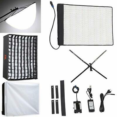 FALCON EYES RX-18T Flexible LED Panel with RX-18SBHC Softbox