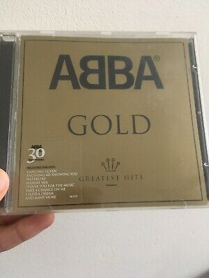 ABBA - Gold - 30th Anniversary Greatest Hits