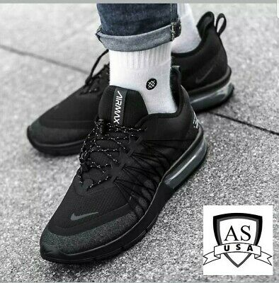 NIKE AIR MAX Sequent 4 Utility Mens Running shoes Black
