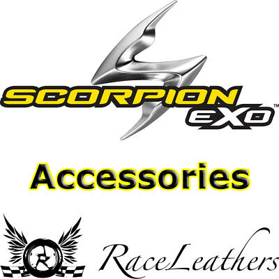 Scorpion Replacement Clear Pinlock Lens Insert For Scorpion Exo 3000 Helmets