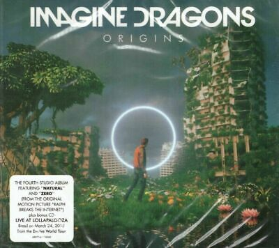 2CD  Imagine Dragons - Origins 2CD set New and Sealed