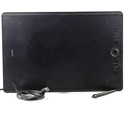 Wacom Intuos Pro PTH-860 LARGE BLACK Art Drawing Digital Graphics Tablet Grade B
