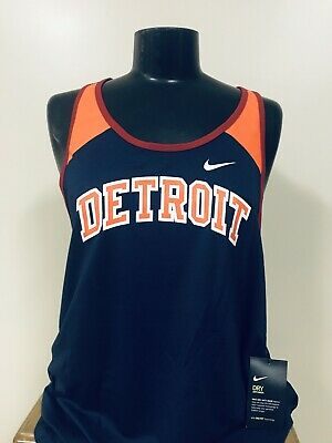 best service 68260 826e7 new - NIKE DRI-FIT - DETROIT TIGERS Women s Large Tank Top