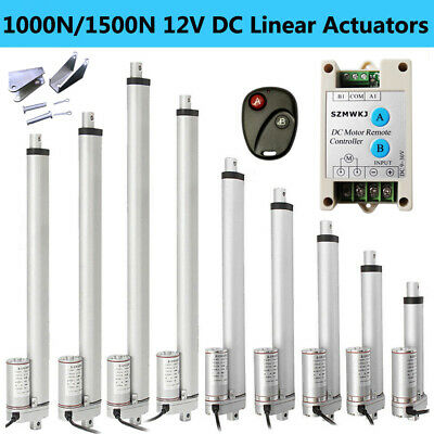 Heavy Duty 1000N 1500N Linear Actuator 12V DC Electric Motor for Auto Car Lift