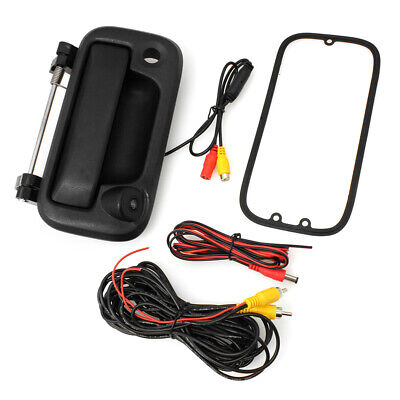 Tailgate Handle Backup Camera Kit For 2004 2014 Ford F 150 F