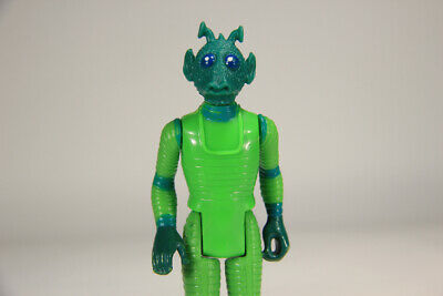 L011447 Star Wars 1978 Vintage Action Figure / Greedo / Loose / Hong Kong