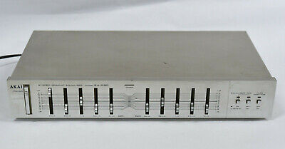 Akai EA-G30 5 Band Graphic EQ/Equalizer Component