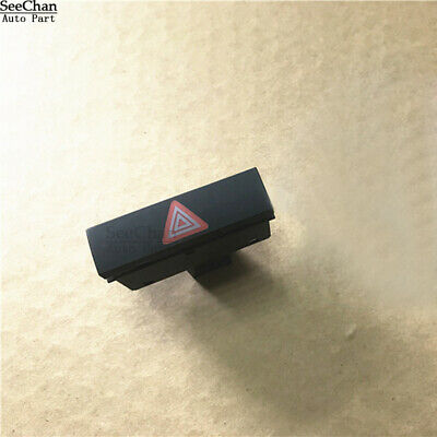 Fit AUDI A6 S6 C6 Allroad RS6 Hazard Emergency Flasher Warning Switch 4F0941509