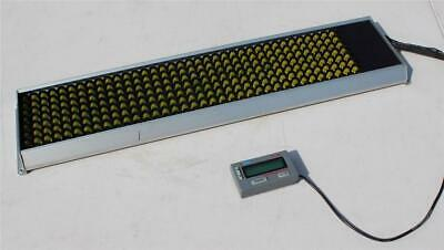 Vision Alert LED fixed message matrix display board for abnormal load / recovery
