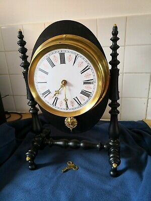 French Easel Clock Working Order