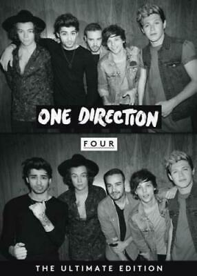 One Direction - Four (CD) Deluxe Edition Book *Sealed*