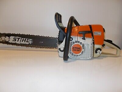 New Exhaust Ler Pipe For Stihl Chainsaw Ms341 Ms361