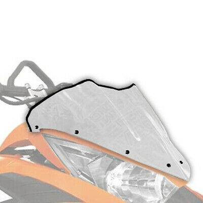 Arctic Cat New OEM Flyscreen Windshield White Windscreen Team Arctic ZR 7000 XF