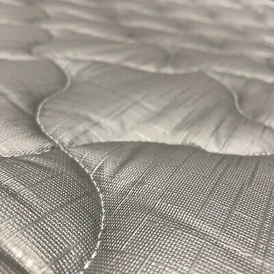 0.5M Thermal Screen Window Insulation Material Internal Silver Blind Motorhome