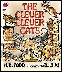 The Clever Clever Cats (Picture Corgi) by Todd,... | Book | condition acceptable