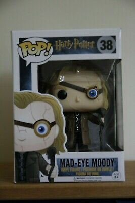 Mad-Eye Moody Funko Pop Malocchio Moody 38