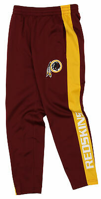 Brown OuterStuff NFL Youth Boys Cleveland Browns Side Stripe Performance Pant