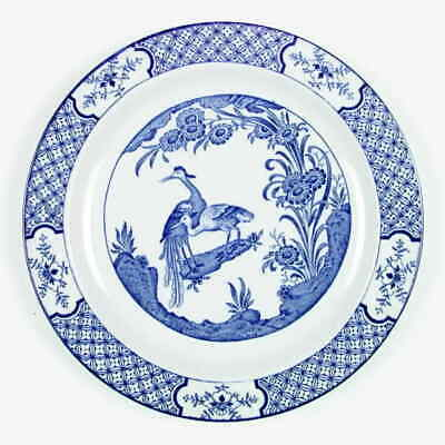Wood & Sons YUAN BLUE & WHITE Luncheon Plate 775142