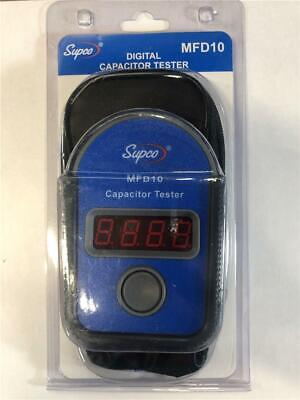 NEW Supco Digital Capacitor Testor MFD10