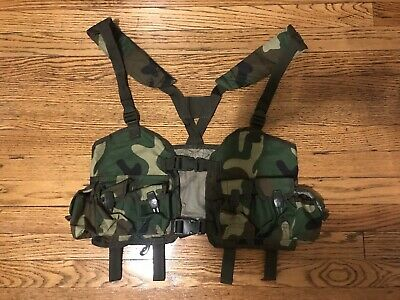 Chinese Army PLA Type 88 Sniper Rifle Tactical Vest