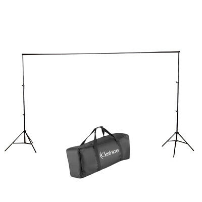 New 2*3M Background Support Stand Photo Backdrop Crossbar Kit for Photography