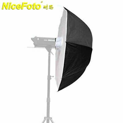 "NiceFoto SBUB-40"" 102cm Photo Reflective Umbrella Softbox fr Studio Flash Strobe"