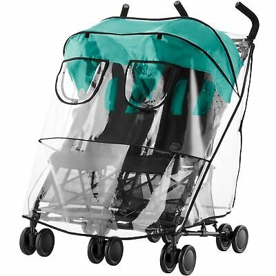 Britax Romer Raincover For HOLIDAY DOUBLE Pushchair Stroller Buggy