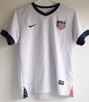 quality design c32f6 02612 US USMNT SOCCER Jersey Nike Long Sleeve 1995 Rare USA XL 52 ...