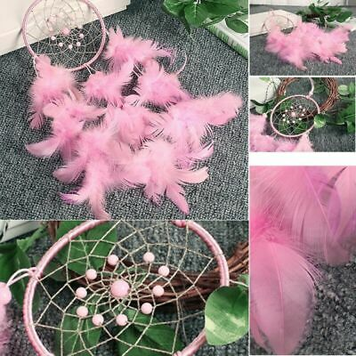 Chic Handmade Dream Catcher Net Hanging Home Car Bed Room Decor Craft Gift Pink