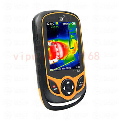 HT-A1 Portable USB Thermal Imaging Camera 3.2'' TFT Display IR Infrared Imager