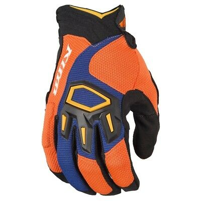 Klim Dakar Gloves MX / Motocross / Enduro / Off Road Orange