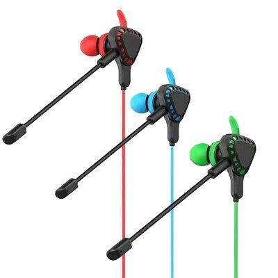 3X(Gaming Headset With Microphone Earphone Headphone Phone Pc Laptop For Ga9M3)