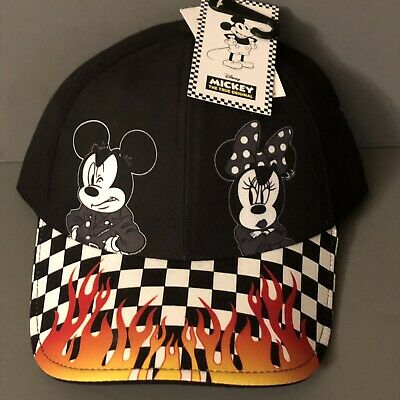 bb06b99a Vans Off The Wall Disney Unisex X Punk Mickey Mouse Court Side Hat Cap