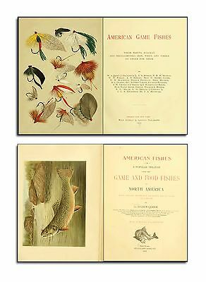 260 Rare Angling Books on DVD - Fishing History Tackle Rod Reel Fly Coarse 234