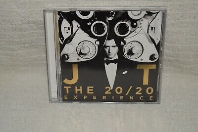 Justin Timberlake The  20/20 Experience CD Tested