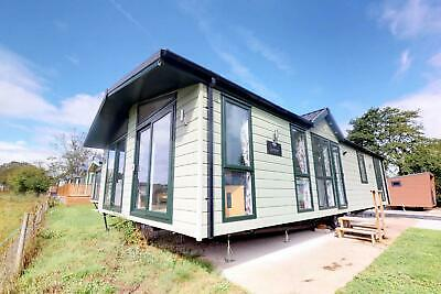 Luxury Lodge For Sale Lake Front Plot 40 x 20 South Lake Holiday Park