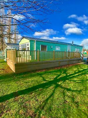 Reduced Static Caravan For Sale £478.09 Pcm Decking Included / Josh 07955825040