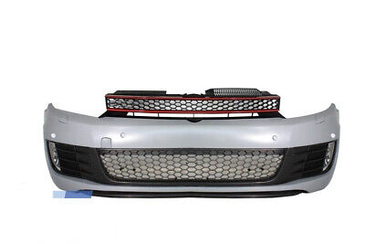 OFFER Front Bumper VW GOLF 6 VI GTI STYLE PDC IT ZPVW08EN XINO IT