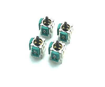 x4 Replacement Analog Joy Thumb Stick Repair for Microsoft Xbox 360 Controller