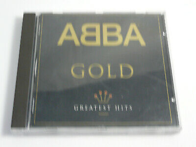 ABBA - Gold - Greatest Hits - I Have A Dream, Chiquitita, Dancing Queen usw. CD