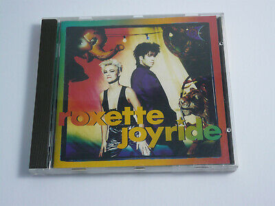 ROXETTE: Joyride - Spending My Time, Church Of Your Heart,The Big L. usw. CD
