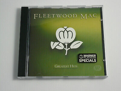 FLEETWOOD MAC: Greatest Hits (1988) CD. Sara, go your own way, say you love me,