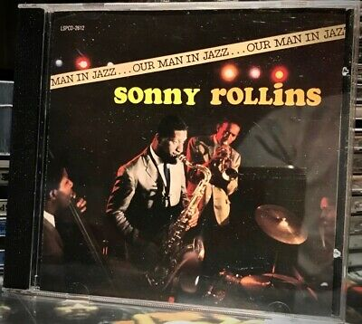 Classic Records GOLD CD LSPCD-2612: Sonny Rollins - Our Man In Jazz, 1995 USA NM